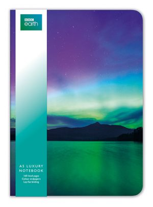 Northern Lights A5 Notebook