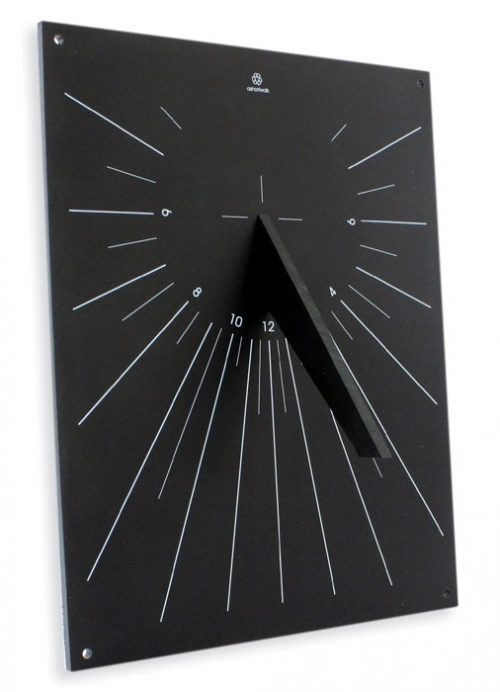 Recycled Sundial - Wall Mounted
