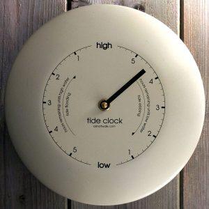 Tide Clock – Powder Coated